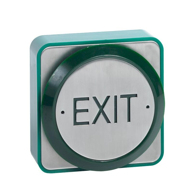 Large External Exit Button