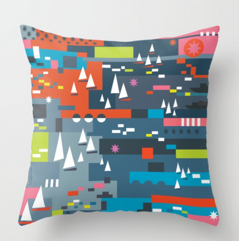 """Regatta"" Cushion"
