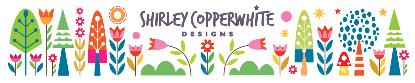 Shirley Copperwhite Designs