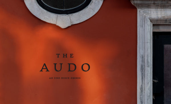 The Audo x August Sandgren – a new partnership