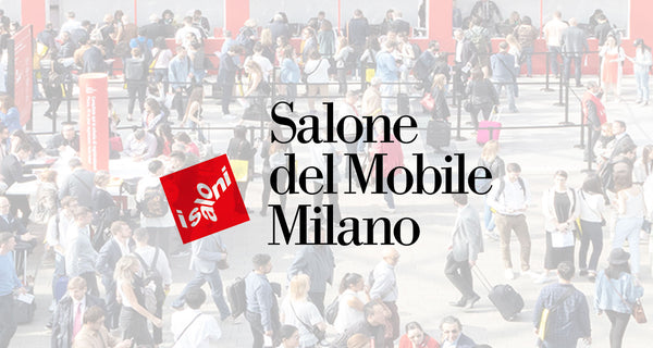 August Sandgren at Salone del Mobile, April 9th - 14th in Milano