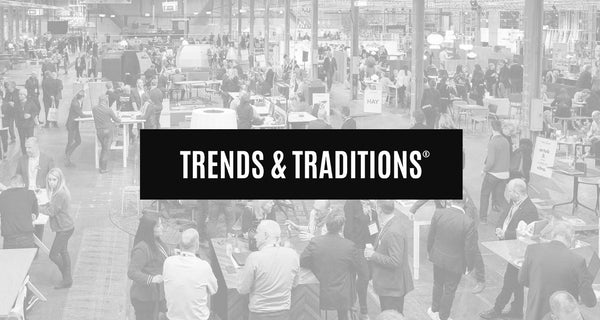 August Sandgen at Trends & Traditions, May 2nd in Copenhagen