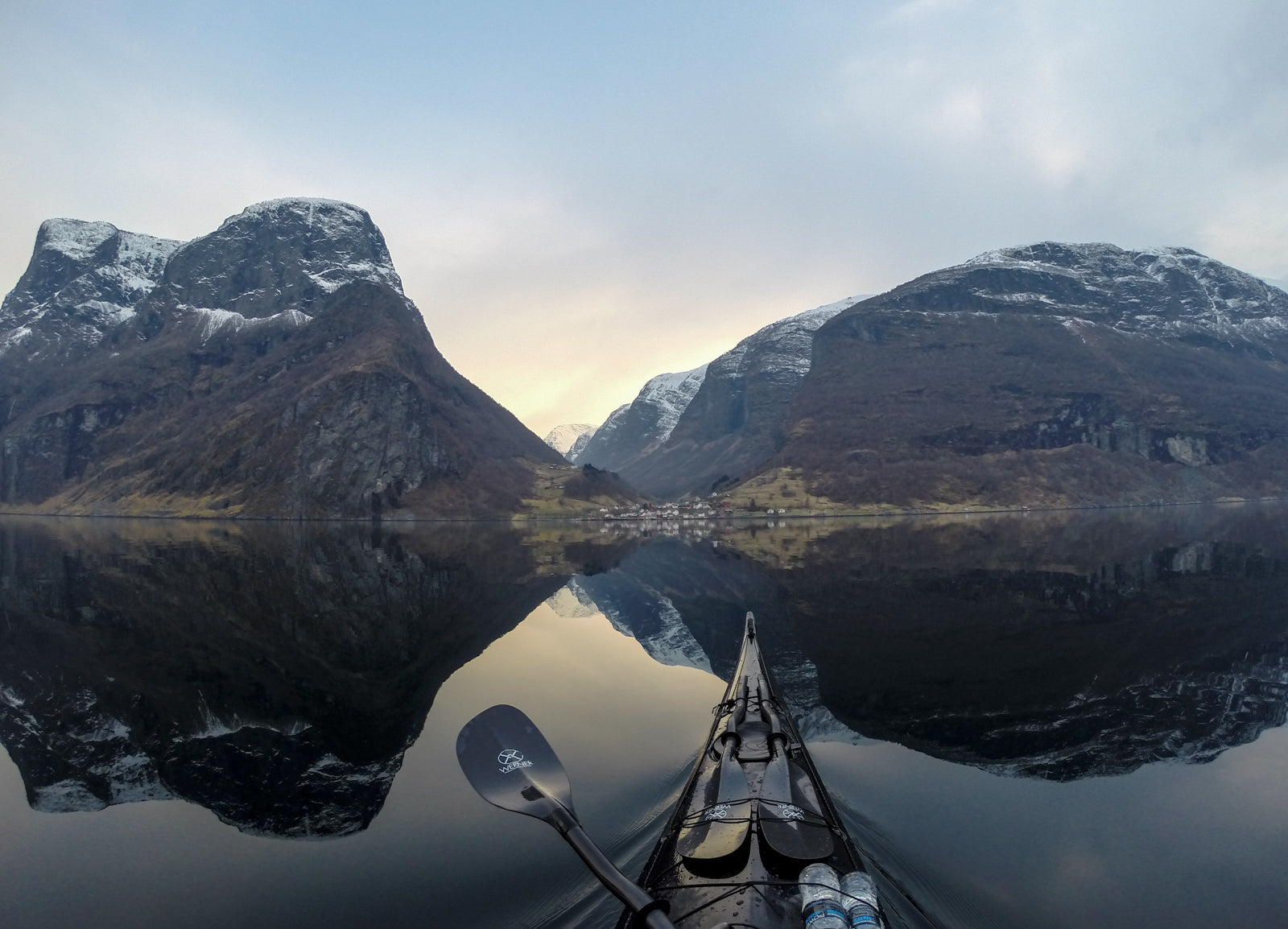 Fjords, Kayaking and Hammock Camping