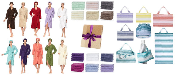 Blankets, Robes & Towels