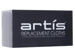 Artis Essential Brush Cleaning Pad Replacement Cloths