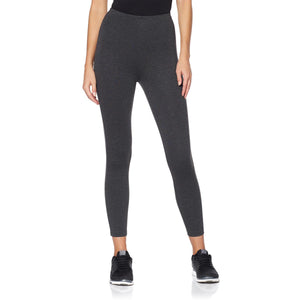 LYSSE Mindy Cropped Zipper Legging - S, Charcoal