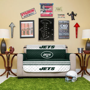 Officially Licensed NFL Love-seat Protector