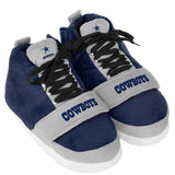 Officially Licensed NFL Puffy High-Top Sneaker Slippers