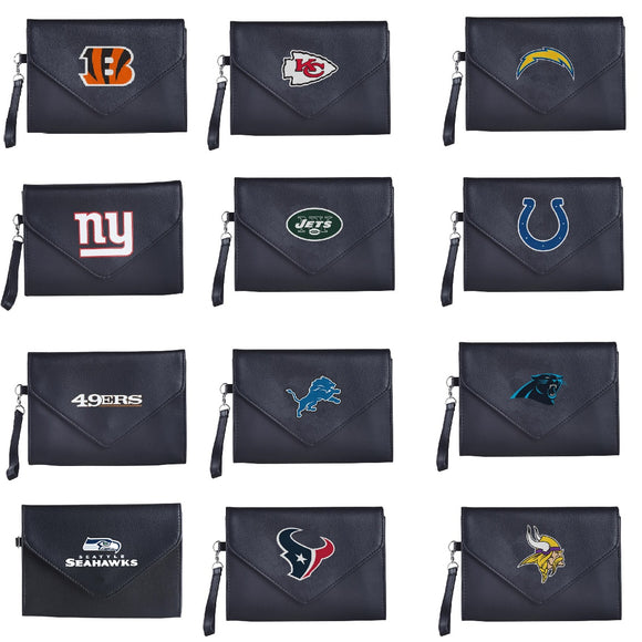 Officially Licensed NFL Gibson Wristlet By Northwest