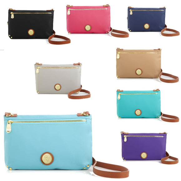 JOY Lightweight Travelease RFID Designer Crossbody Bag