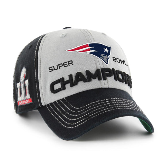 NFL Super Bowl LI McGraw Champ '47 CLEAN UP Cap