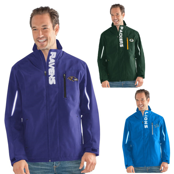 Officially Licensed NFL Energy Soft Shell Jacket