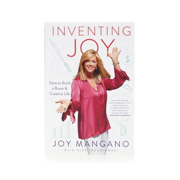 Inventing Joy Hardcover Book by Joy Mangano - Unsigned