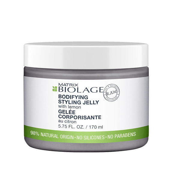 Matrix Biolage Raw Bodifying Styling Jelly 5.75 oz