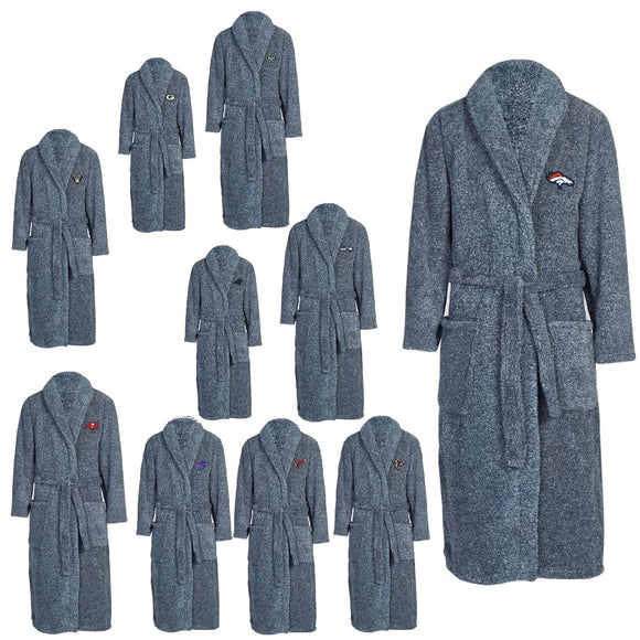Officially Licensed NFL Unisex Robe with Bag