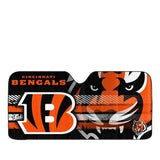 Officially Licensed NFL Auto Sunshade Bengals