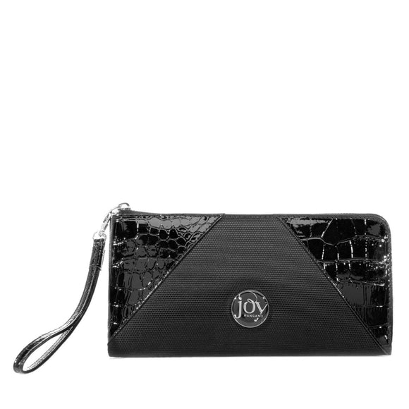 JOY TuffTech™ & Croco-Embossed Travel Document Holder with RFID