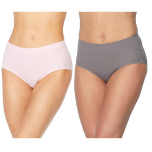 Rhonda Shear 2-pack Invisible Body Brief