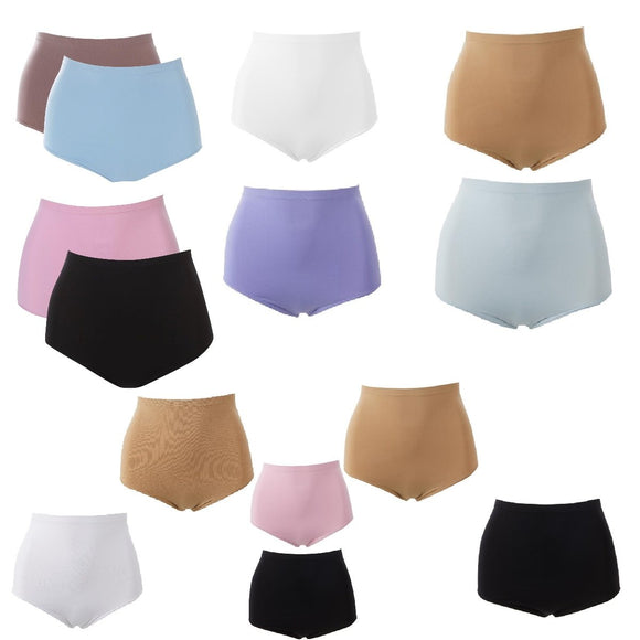 Rhonda Shear High Waist 2 Pack Panty