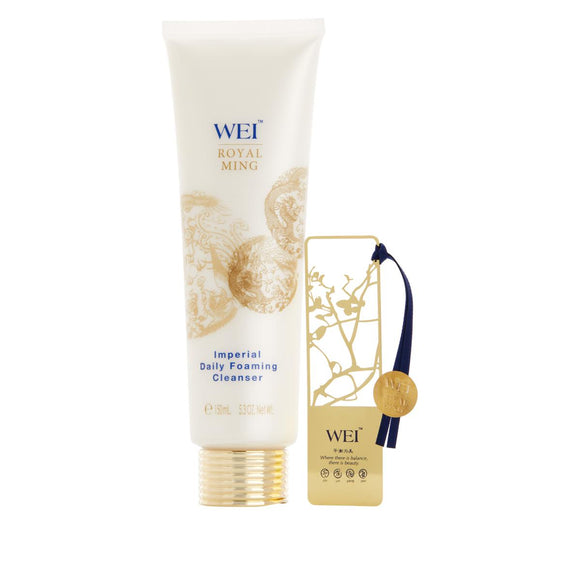 Wei Royal Ming Imperial Daily Foaming Cleanser