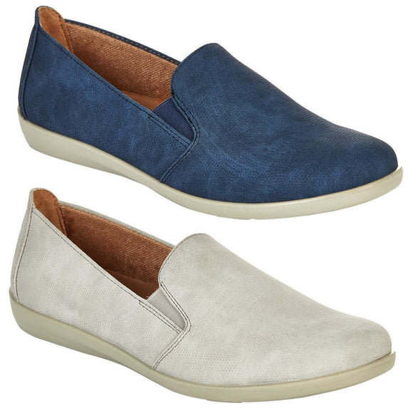 LifeStride Neon Slip-On Casual Loafer