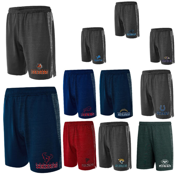 Officially Licensed NFL Men's Bullseye Jam Short by Concept Sports