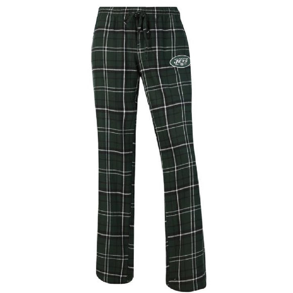 Officially Licensed NFL For Her Halftime Sleep Pant - Jets 2XL