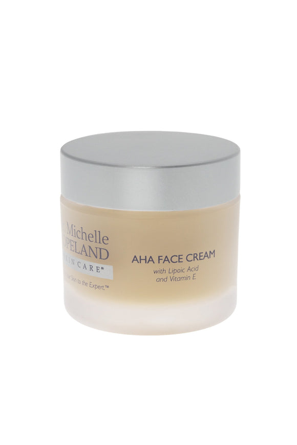 Dr. Michelle Copeland AHA FACE CREAM 75ml 2.5 US fl. oz.