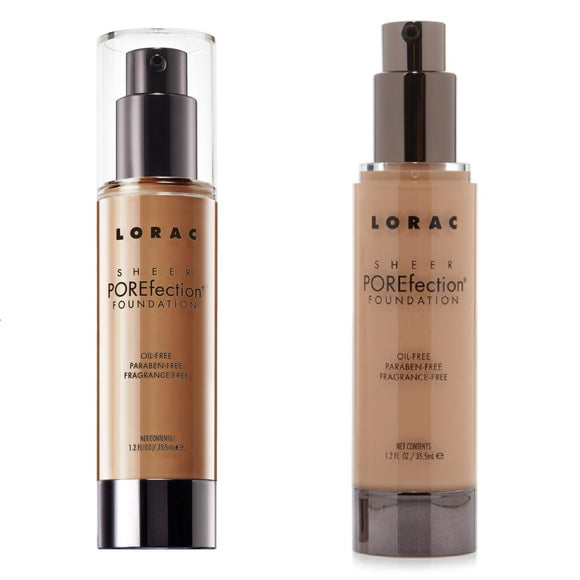 LORAC Sheer POREfection® Foundation