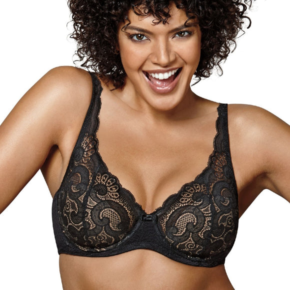 Love My Curves Beautiful Lift Lightly Lined Underwire Bra
