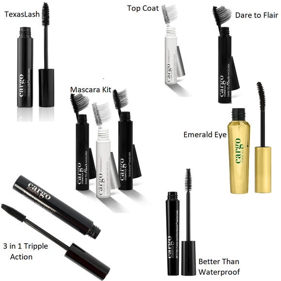 Cargo Choose Your Own Mascara
