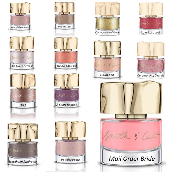 Smith & Cult Nail Lacquer