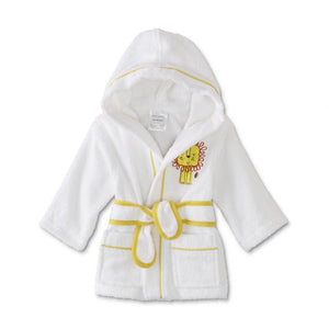 Little Wonders Infant Hooded Bathrobe