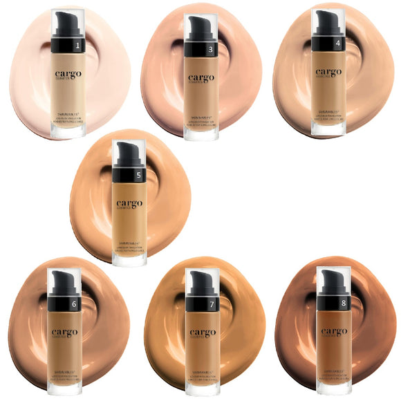 Cargo Cosmetics Swimmables Longwear Foundation