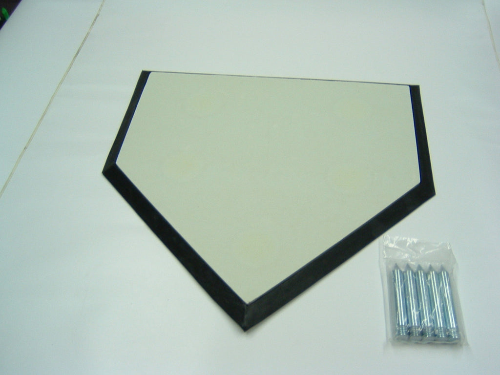 Reliance Rubber Home Plate 5 Spikes Heavy Duty