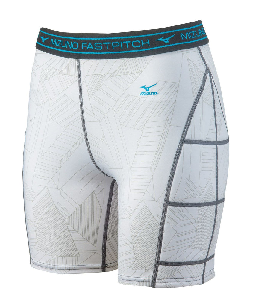 Mizuno Womens Hazard Sliding Short