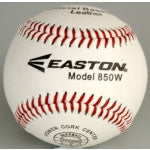 Easton 850W Baseballs