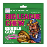 Big League Chew Gum Bubble Gum