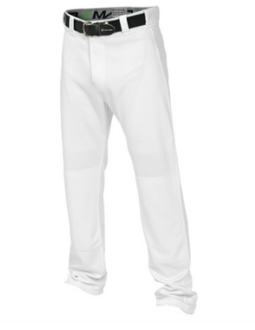 Easton Youth Mako 2 White Baseball Pants