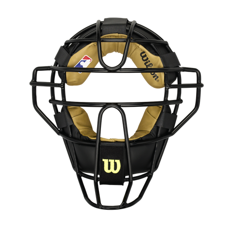 Wilson View Umpire Mask Steel