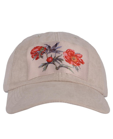 ba02a8275132b Wilted Peony Suede Cap
