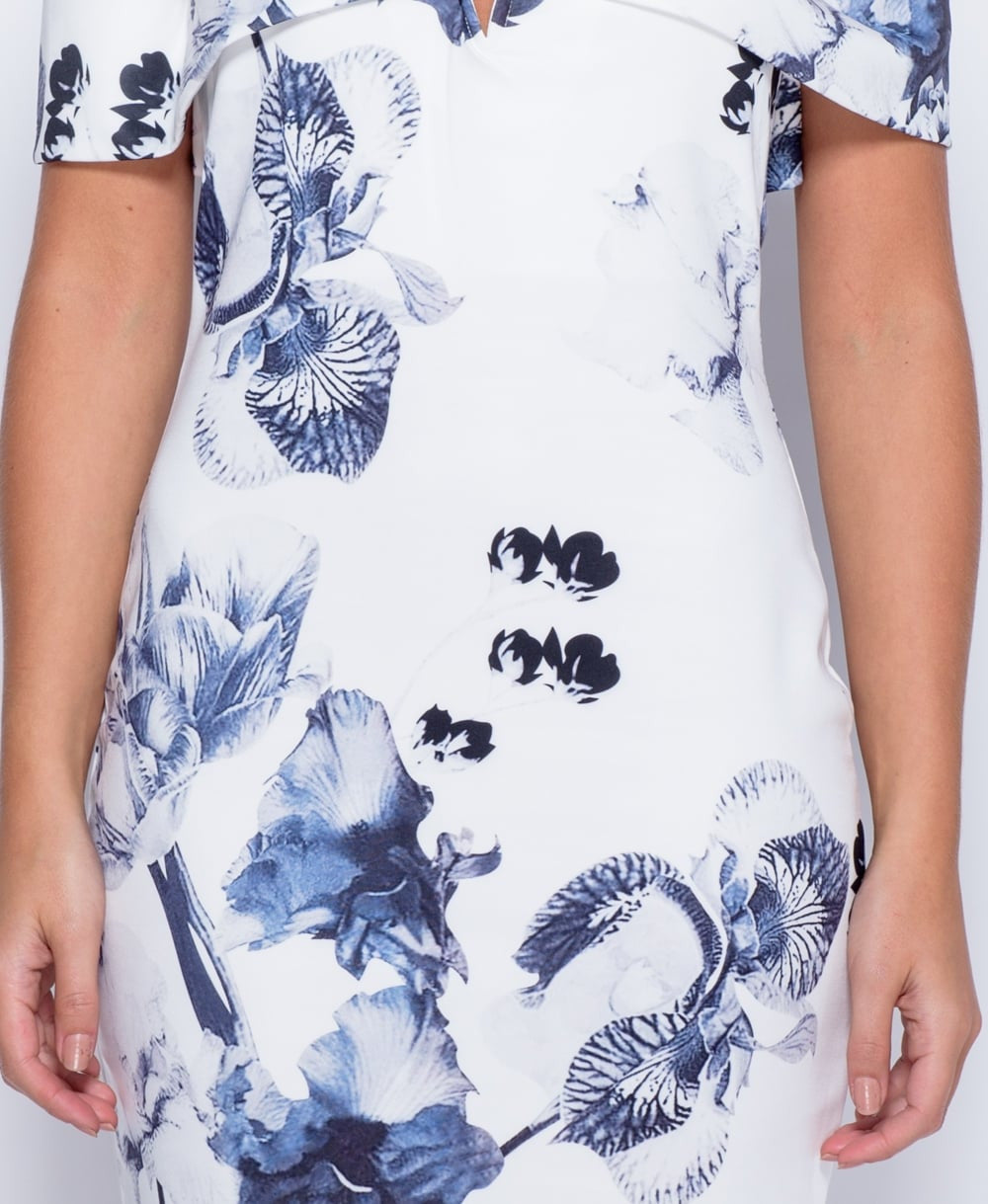 Bardot Printed Bodycon Dress