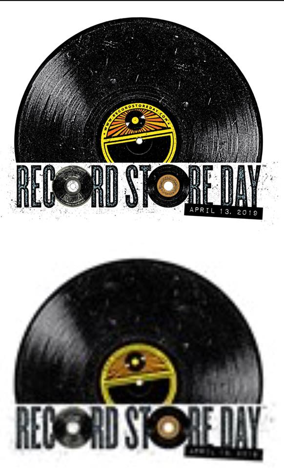 RECORD STORE DAY OFFICIAL STORE 13th APRIL 2019