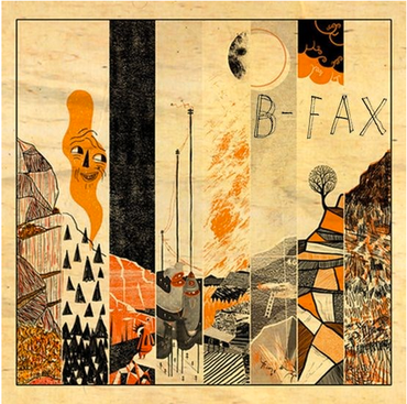 RSD  B-Fax B-Fax  On sale online from 29/08/20 6PM LTD 500 COPIES