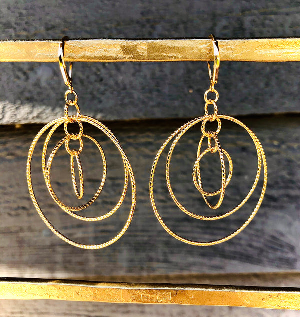 Magic Hoops Earrings