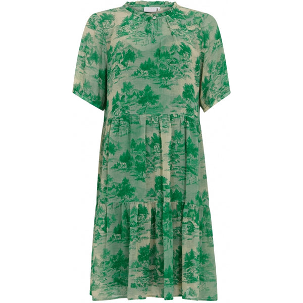 Coster Copenhagen Dress in Wallpaper Print