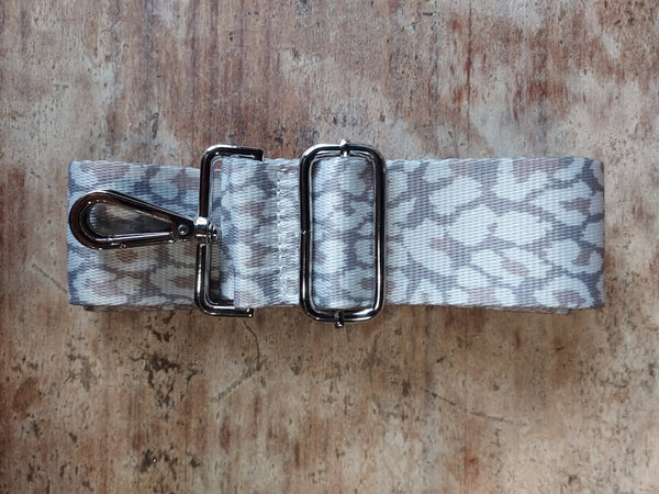 Neutral Leopard Strap