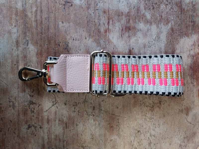 Bright Pink Strap