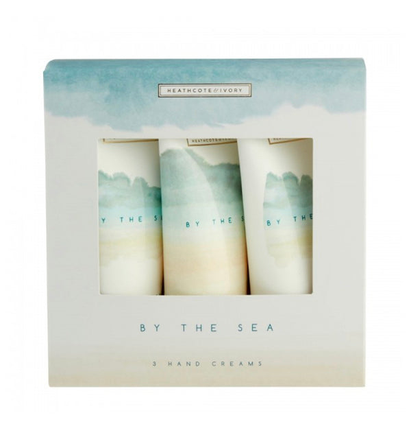 BY THE SEA - 3 x Handcream