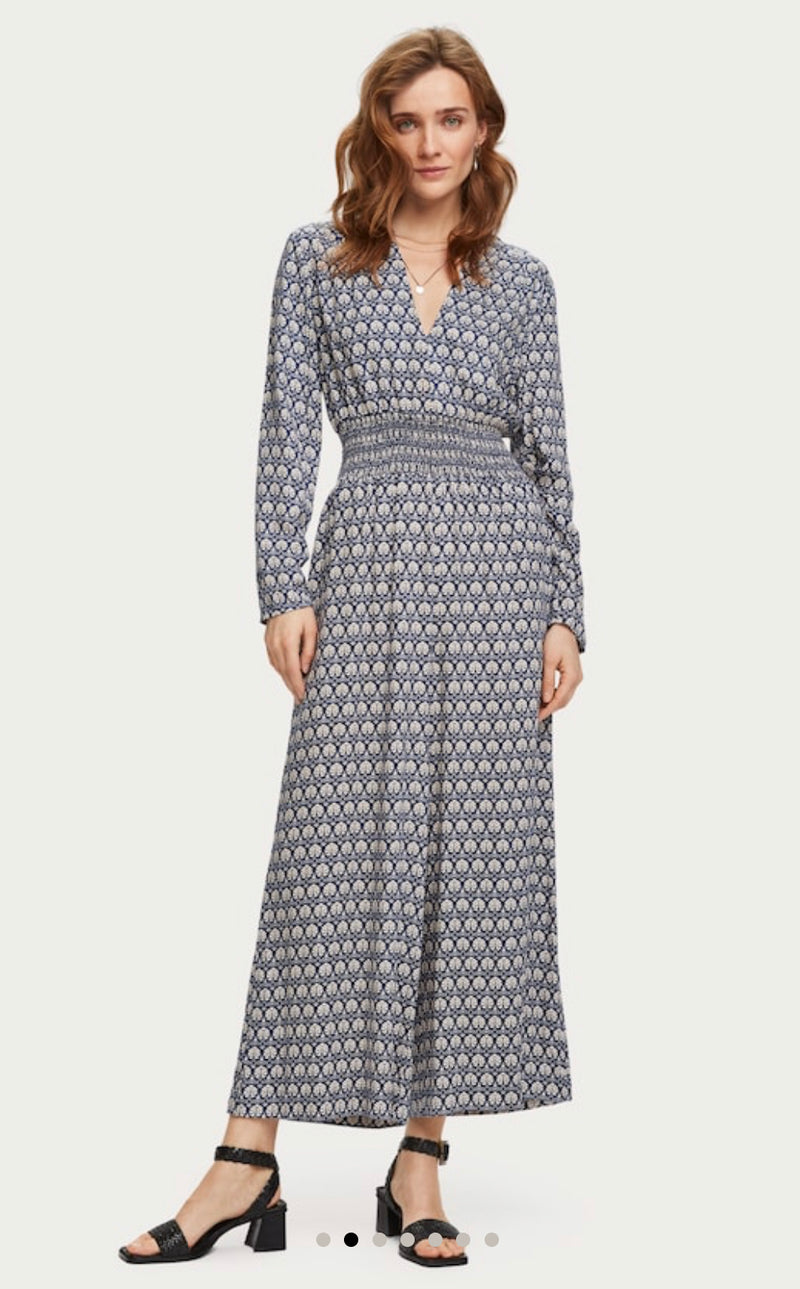 SCOTCH & SODA Printed Jumpsuit